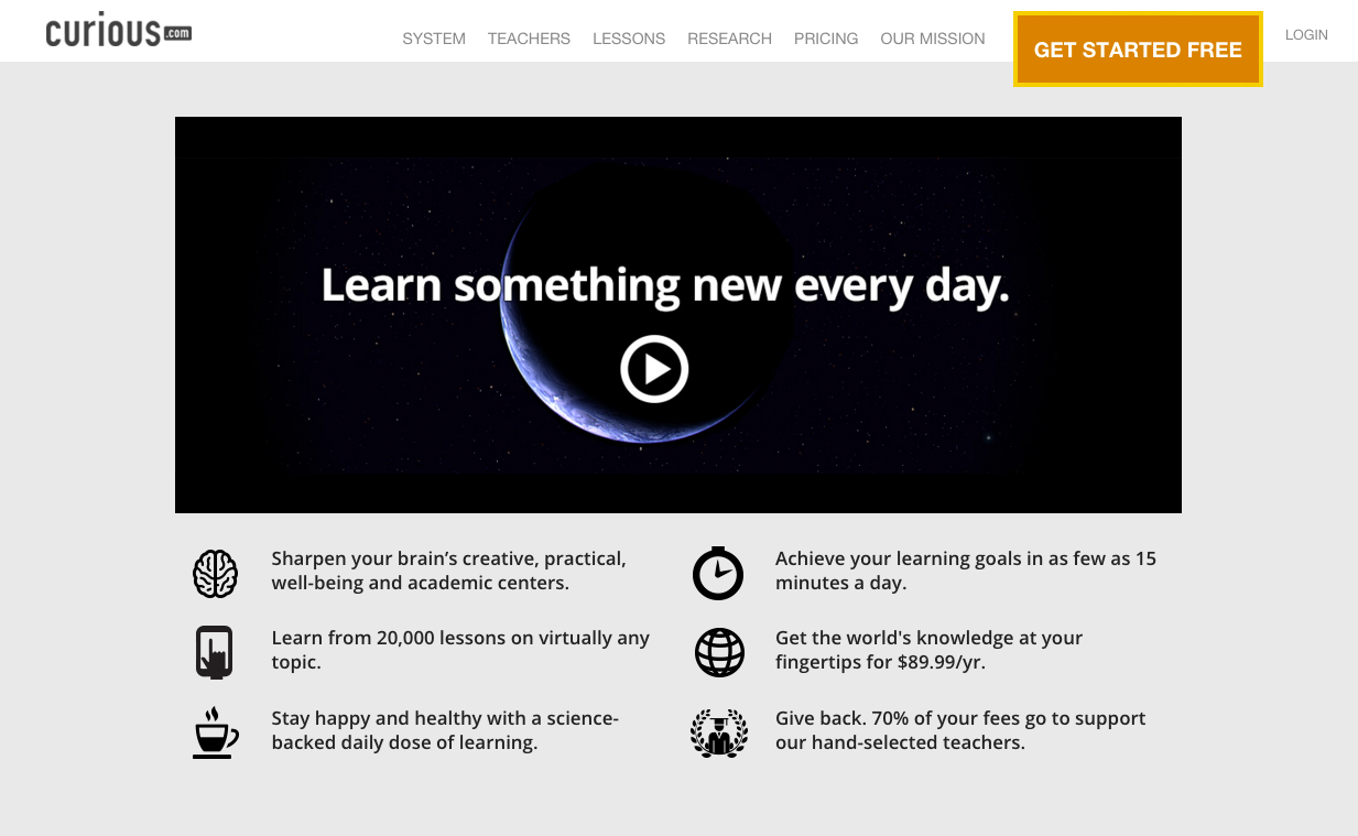 Learn Something New Every Day with Online Video Lessons